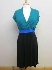 Monsoon V-Neck Sleeveless Wrap Dresses