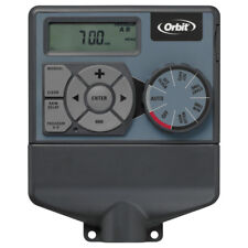 ORBIT EASY DIAL T6 Estaciones Independientes Programador de Riego