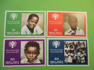 Malawi 1979 SG602-5 International Year Of The Child MLH