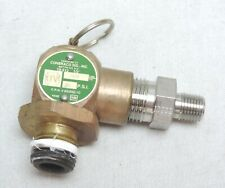 Safety Valve 35 Psi For Midmark Ritter M11 Ultraclave Older Autoclave Parts M9