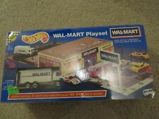 Hot Wheels Wal-Mart Playset with Truck MIB 1991 See my Store