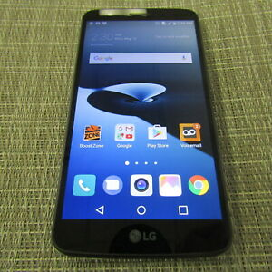 LG STYLO 3, 16GB - (BOOST MOBILE) CLEAN ESN, WORKS, PLEASE READ!! 41316