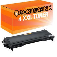 4x Toner XXL für Brother TN-2000 DCP-7010 L DCP-7020 DCP-7025 Fax 2820 P 2820 ML