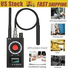 Rf Signal Detector Bug Finder Anti-Spy Anti-Position Camera Gsm Gps Scan Detect