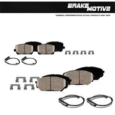 Front And Rear Ceramic Brake Pads For Audi A8 Quattro S6