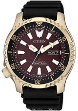 CITIZEN Promaster FUGU Rose Gold Day Date Auto Dive NY0083-14X (Asia Limited Ed)