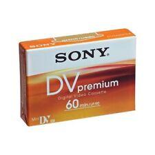 MiniDV Aufnahmemedien