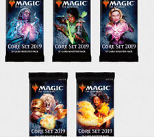 MTG Sealed Booster Packs