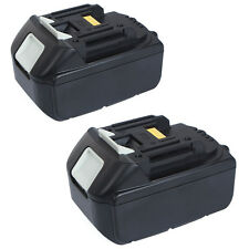 2Pack 18V 5.0AH LXT Li-ion Replace Battery For Makita BL1850 BL1840 BL1830 Tools
