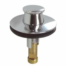Danco, Inc. Lift & Turn Drain Stopper for Rapid Fit in Chrome