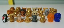 Woolworths disney Lion King Ooshies Collection Full Set