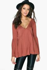 Long Sleeve Casual Tall Tops & Blouses for Women