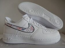 "NIKE AIR FORCE 1 07 LNY QS ""CHINESE LUNAR NEW YEAR"" WHITE SZ 10 [AO9381-100]"