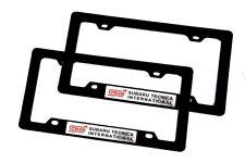 2PCS STI Subaru ABS License Plate Frame For Impreza WRX BRZ Legacy Crosstrek XV