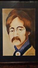 John Lennon Original Painting
