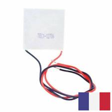 TEC Refroidisseur TEC1-12706 12V 6A Thermoélectrique à effet Peltier TEC1-12706