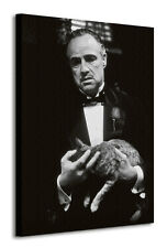 The Godfather  - painting on canvas 60x80 cm
