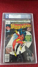 SPIDER-WOMAN #1 PGX / CGC 9.2
