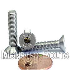 M5 x 25mm - Qty 10 - DIN 7991 FLAT HEAD Socket Cap Screws STAINLESS STEEL - 5mm