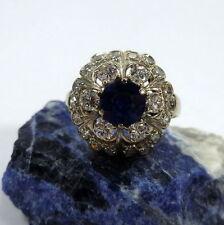 Sehr gute Ringe im Cluster-Stil mit Brilliantschliff für Damen