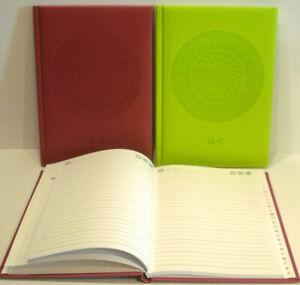 Adressbuch A5 A5 A-Z Querformat
