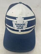 Toronto Maple Leafs Nhl Old Time Hockey Oth Flexfit Hat Mesh Back Cap Size S/M