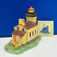 Lighthouse Spoontiques sculpture figurine light house Copper Harbor Michigan MI