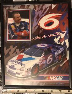 MARK MARTIN #6 VALVOLINE JACK ROUSH NASCAR 8 X 10 PHOTO Roush Taurus