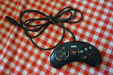 OFFICIAL SEGA MEGA DRIVE 6 BUTTON JOYPAD CONTROLLER LONG CORD