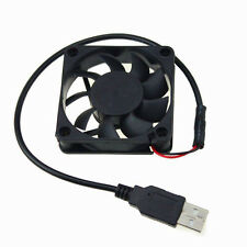 DC 5V USB Blower Fan 5cm 50mm 50x15mm Brushless Computer Cooling Sleeve Bear RF