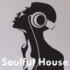 Lot of 50 **SOULFUL / DEEP HOUSE** DJ vinyl Classics! Listen!!!