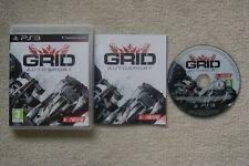 Grid Autosport PS3 Juego - 1st CLASE GRATIS UK FRANQUEO