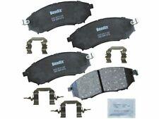 Front Brake Pad Set For 2009-2013 Infiniti G37 Sedan 2010 2011 2012 P577XN