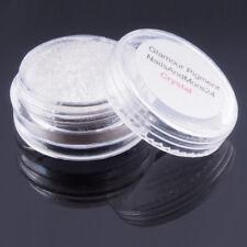 Nail Art Pigment Glamour Irisierend Kosmetischer Glitter Staub Pulver Nagel Holo
