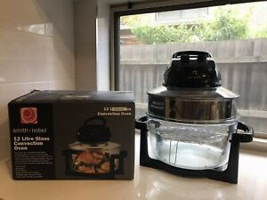 Convection Oven smith+nobel 12 Litre Glass