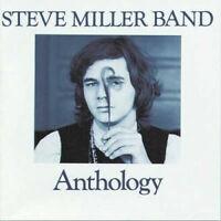 STEVE MILLER BAND Anthology CD BRAND NEW