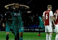 Lucas Moura Signed 12X8 Photo SPURS Tottenham Hotspur AFTAL COA (D)