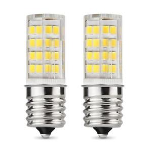 Ceramic E17 LED Bulb for Microwave Oven Appliance, 4W (40W Halogen Bulb Equiv...