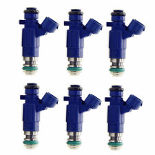 6 x BOSCH FUEL INJECTORS FIT FOR 2001-2007  NISSAN PATROL GU TB48DE 4.8L