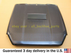 JCB BACKHOE - FRONT GRILL (PART NO. 332/Y8581 128/F8113)