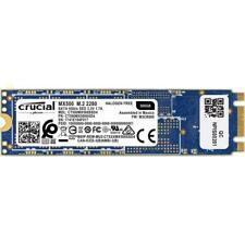 Crucial SSD MX500 500GB M.2 2280 SATA 3.0 Retail