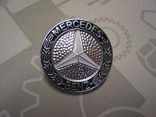 MERCEDES G, Emblem, Bonnet, Mercedes Stars, New, Genuine MB