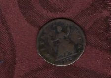 1773 Great Britain Farthing Copper World Coin KM602 Britania Seated England UK