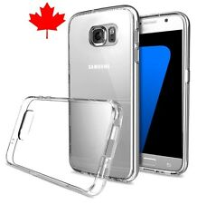 Samsung Galaxy S7 Case - Superior / Best Quality Crystal Clear TPU Gel Cover