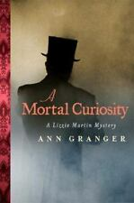 A Mortal Curiosity (Lizzie Martin Mysteries), Granger, Ann, Good Condition, Book