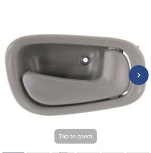 Front or Rear Driver Side Interior Door Handle For 98-02 Toyota Corolla