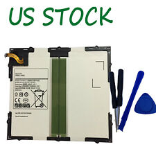 "New replace Samsung Tab A 10.1"" Battery SM-T580 T585 EB-BT585ABE 7800mAh + Tools"