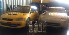 1:18 Diorama Garage marque Boissons Bouteilles bouteilles d'eau ((Set 2)) 1/18