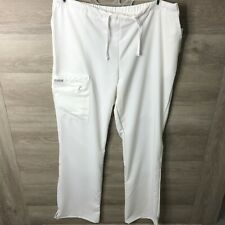 Chicas Azul Marino Escuela Pantalones Mujeres Flaca tamaños de trabajo de oficina 4-18 De Alto