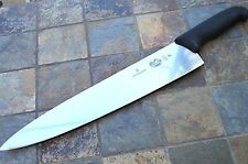"Victorinox 12"" CHEF'S Knife Fibrox Handle Kitchen Cutlery 40522 NEW!"